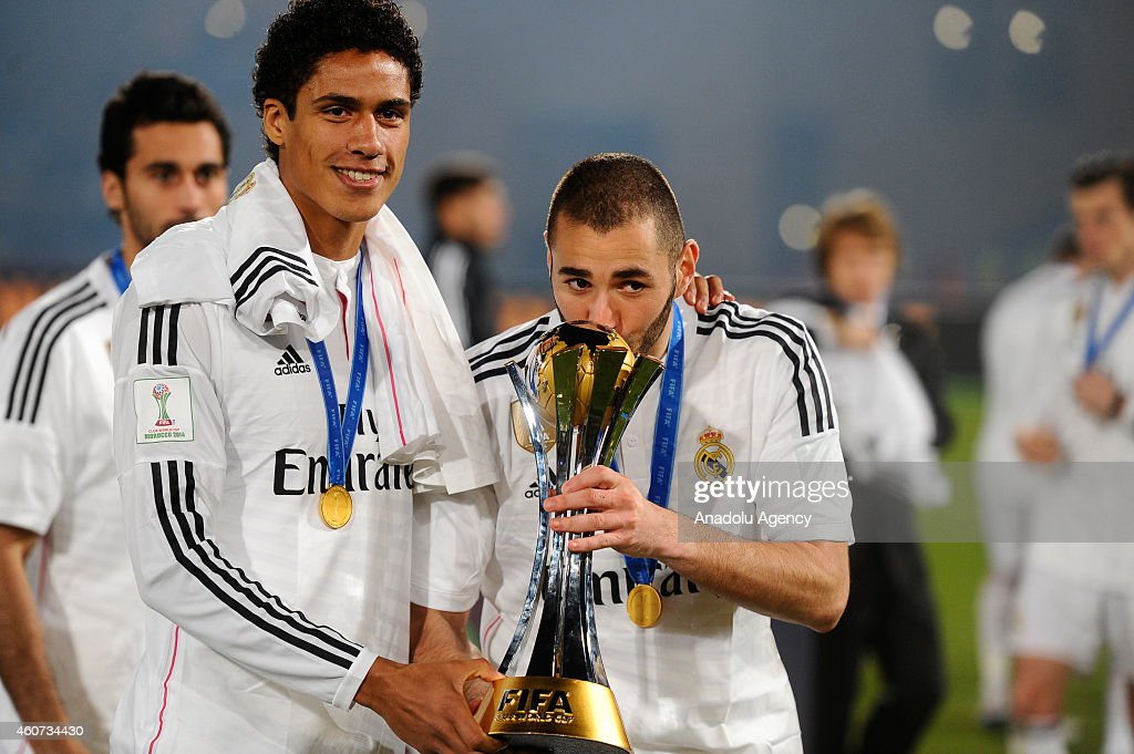Real Madrid vs San Lorenzo: FIFA Club World Cup 2014 Final : News Photo