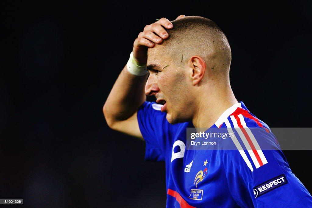 France v Italy - Group C Euro2008