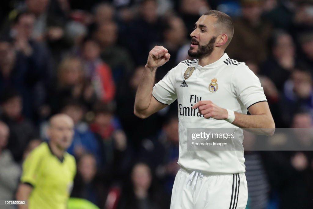 Real Madrid v Rayo Vallecano - La Liga Santander : News Photo