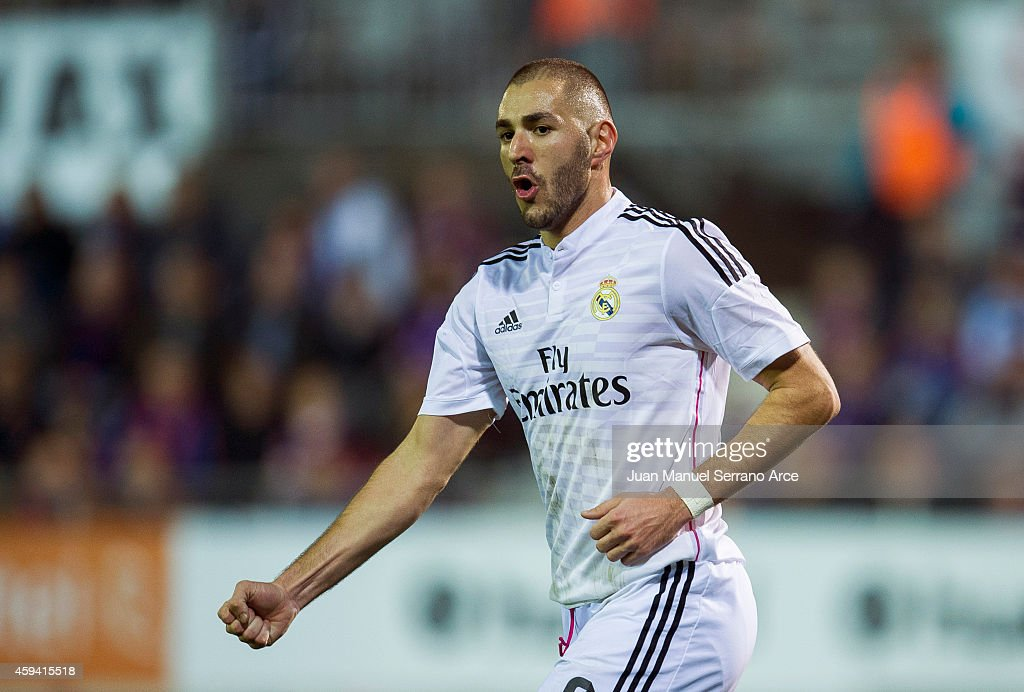SD Eibar v Real Madrid CF - La Liga : News Photo