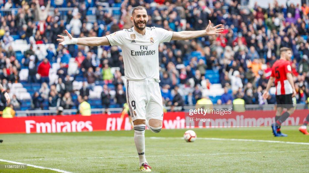 Real Madrid CF v Athletic Club Bilbao - La Liga : News Photo