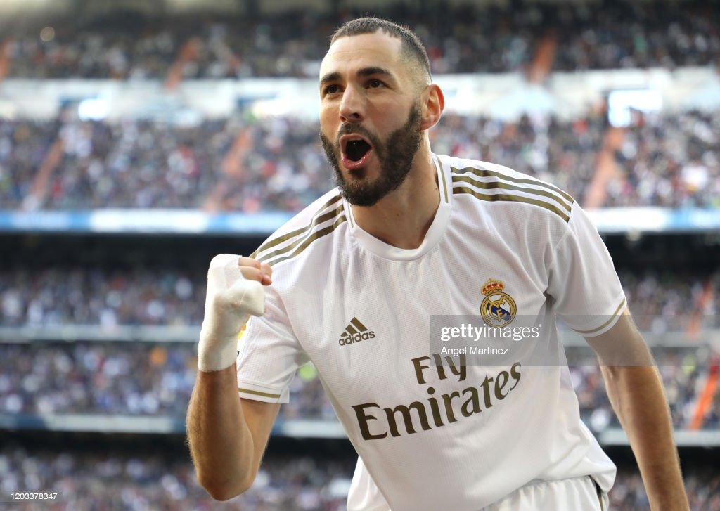 Real Madrid CF v Club Atletico de Madrid  - La Liga : Foto jornalística