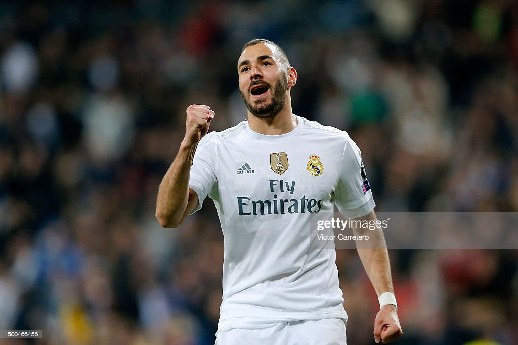 Real Madrid CF v Malmo FF - UEFA Champions League : News Photo