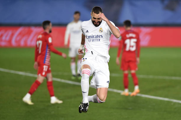 ESP: Real Madrid v Granada CF - La Liga Santander
