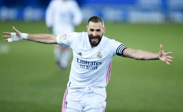 ESP: Deportivo Alavés v Real Madrid - La Liga Santander