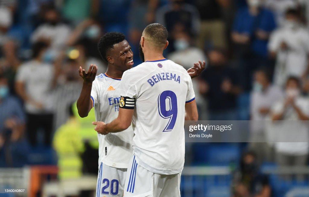 Real Madrid CF v RC Celta de Vigo - LaLiga Santander : News Photo