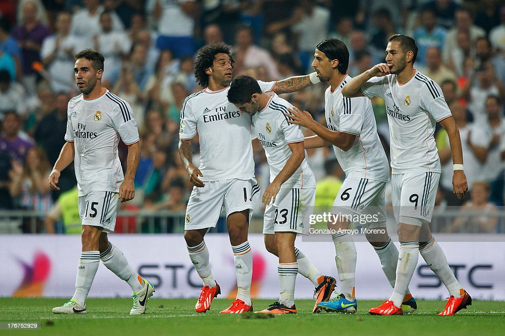 Real Madrid CF v Real Betis Balompie - La Liga : News Photo