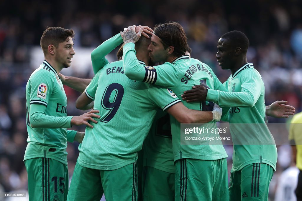 Real Madrid CF v RCD Espanyol  - La Liga : News Photo