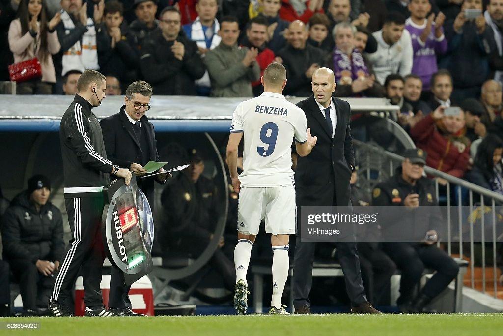 "UEFA Champions League""Real Madrid v Borussia Dortmund"" : News Photo"
