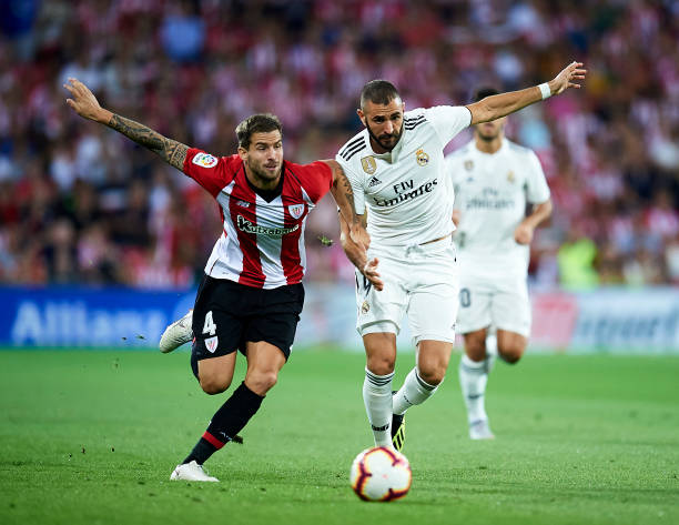 ESP: Athletic Club v Real Madrid CF - La Liga