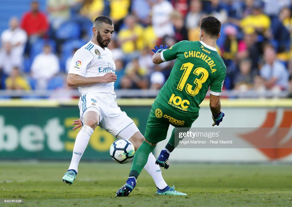 Las Palmas v Real Madrid - La Liga : News Photo