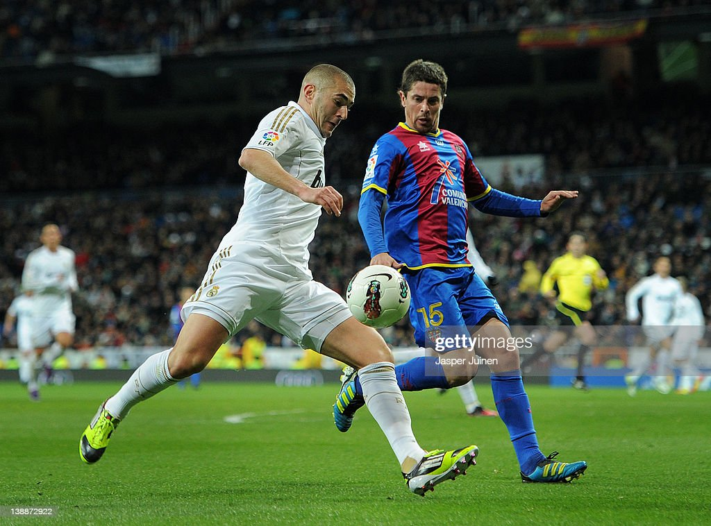 Real Madrid CF v Levante UD  - Liga BBVA
