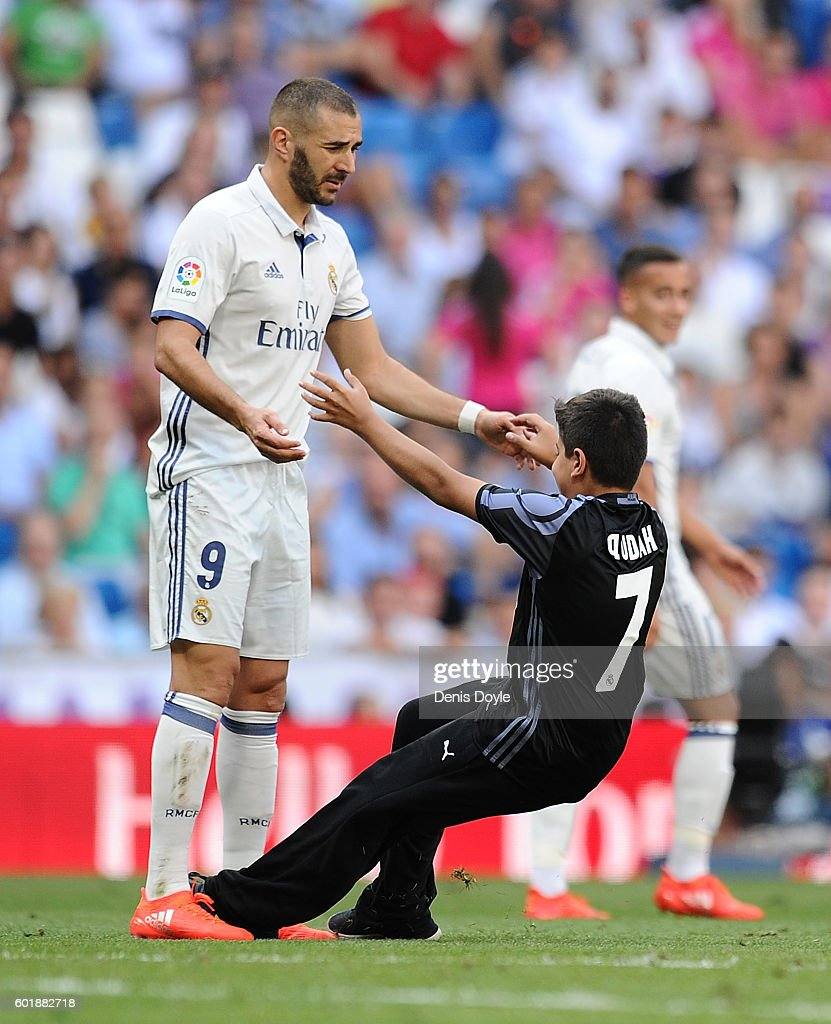Real Madrid CF v CA Osasuna - La Liga : News Photo