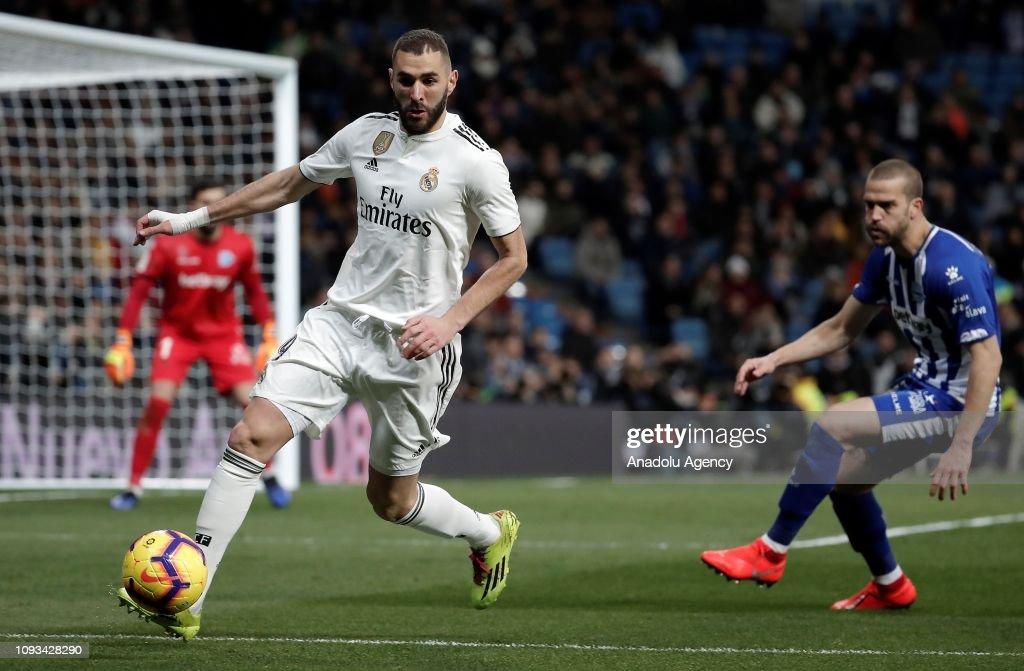 Real Madrid v Deportivo Alaves: La Liga : News Photo