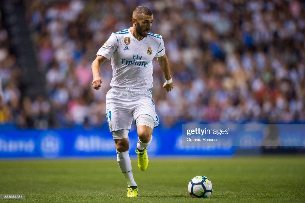 Deportivo La Coruna v Real Madrid - La Liga