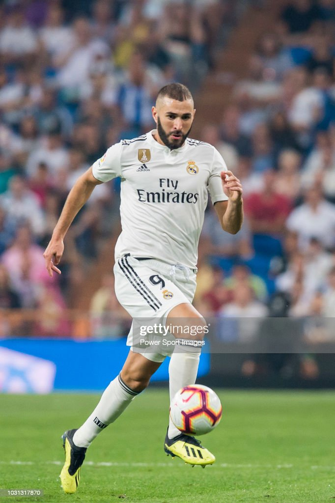 Real Madrid CF v CD Leganes - La Liga : News Photo