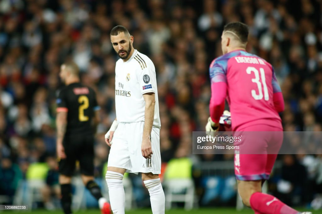 Champions League: Real Madrid V Manchester City : News Photo