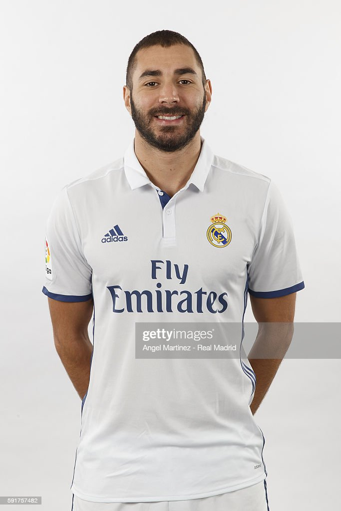 Real Madrid Portrait Session