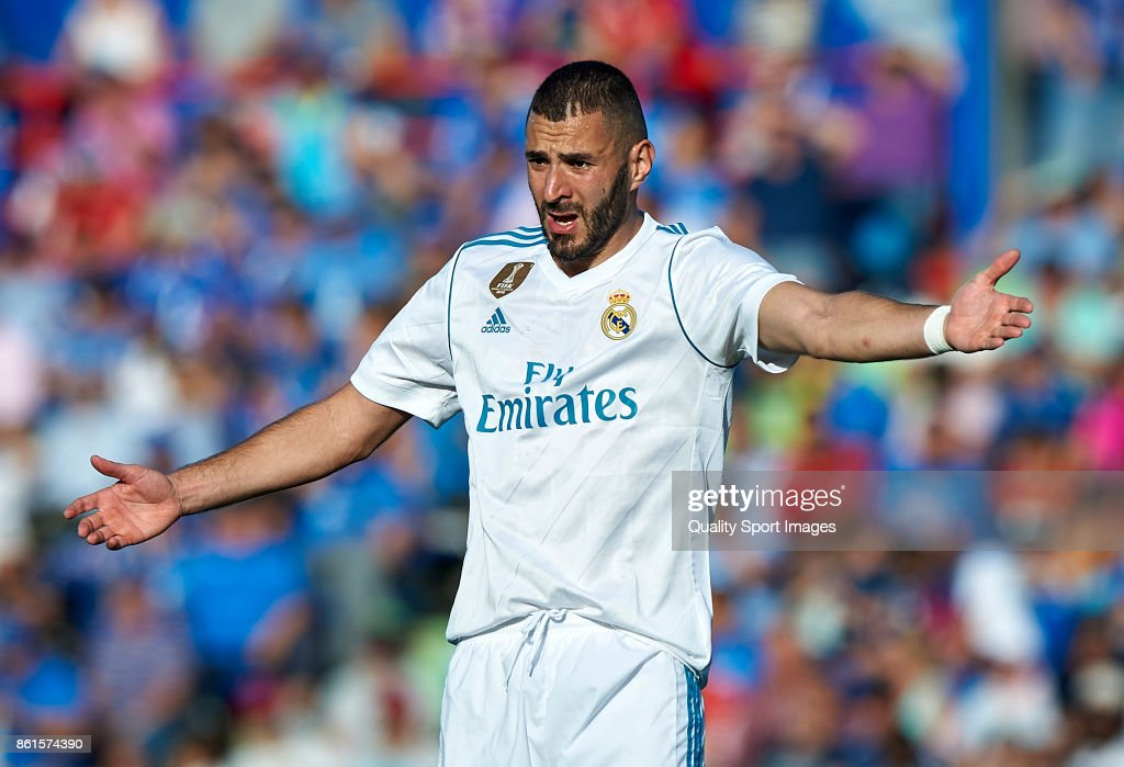 Getafe v Real Madrid - La Liga : News Photo