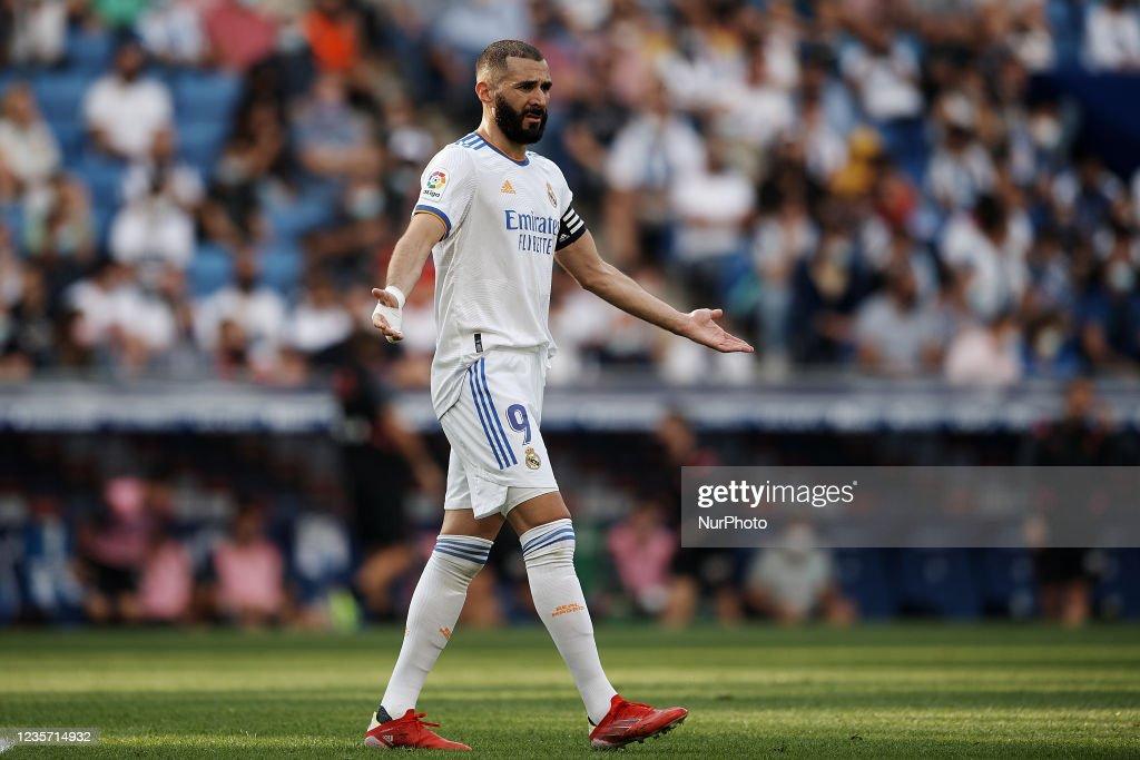 RCD Espanyol v Real Madrid CF - La Liga Santander : News Photo