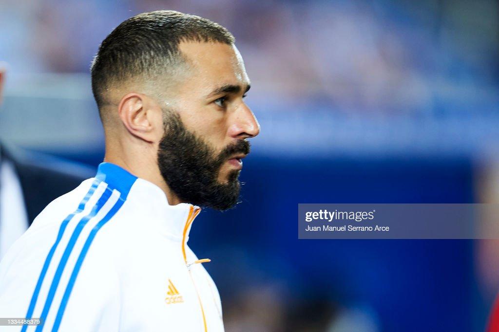 Deportivo Alaves v Real Madrid CF - La Liga Santander : News Photo