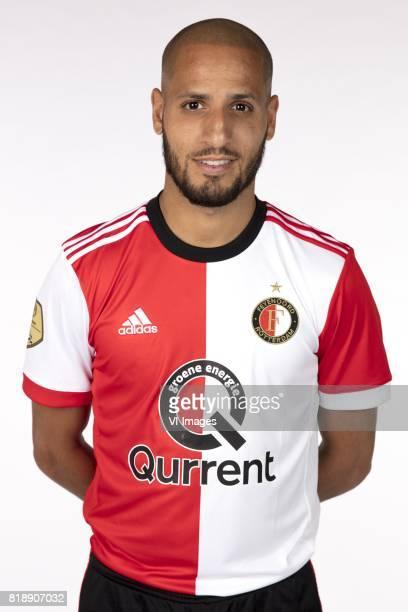 Karim El Ahmadi during the team presentation of Feyenoord on july 14 2017 in Rotterdam the Netherlands
