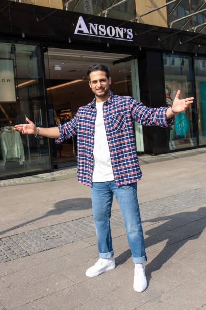 DEU: ANSON'S Store Opening In Essen