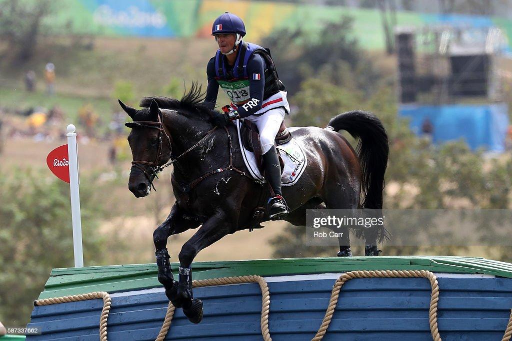 Equestrian - Olympics: Day 3