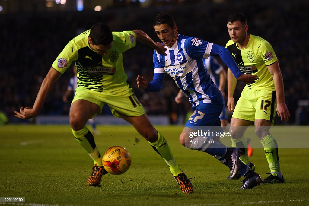 Brighton and Hove Albion v Huddersfield Town - Sky Bet Championship : News Photo