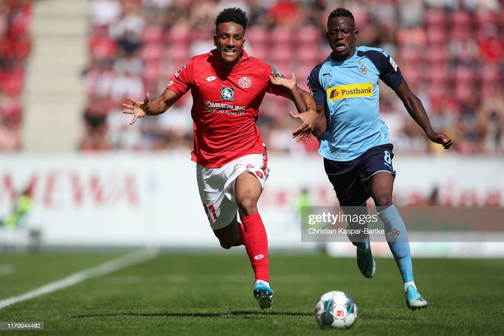 1. FSV Mainz 05 v Borussia Moenchengladbach - Bundesliga : News Photo