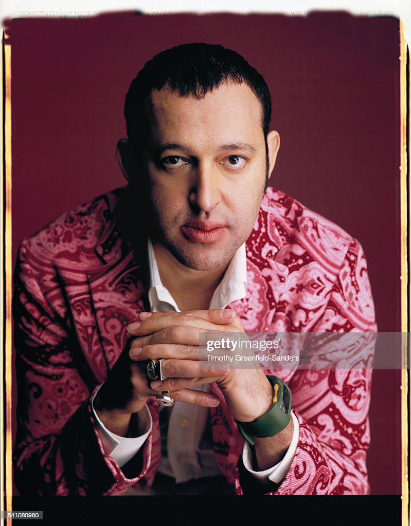 Karim Rashid Photo Gallery