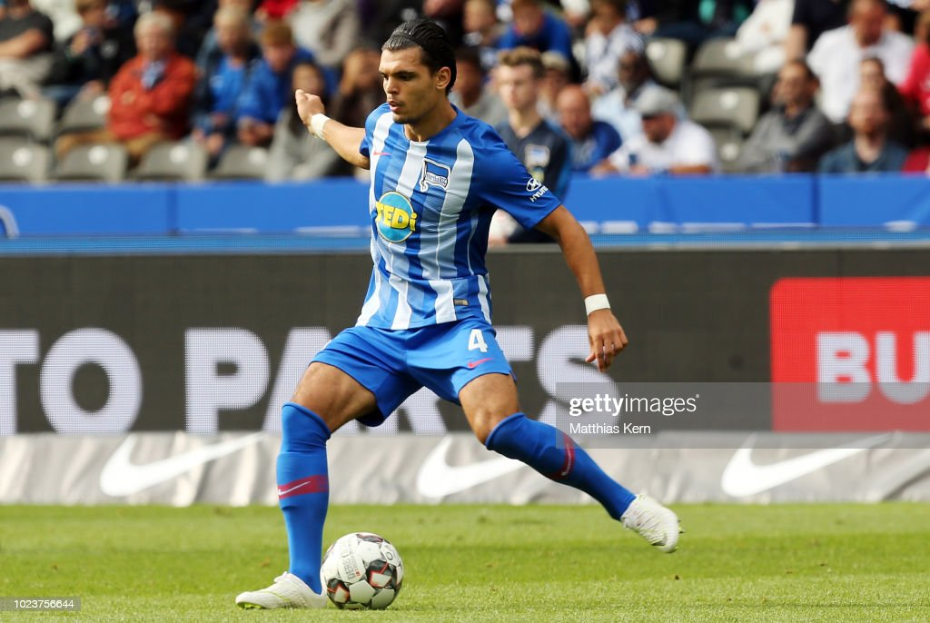 Hertha BSC v 1. FC Nuernberg - Bundesliga