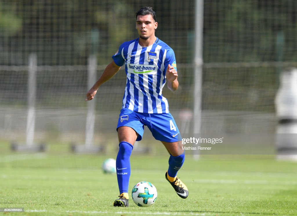 Hertha BSC - training session