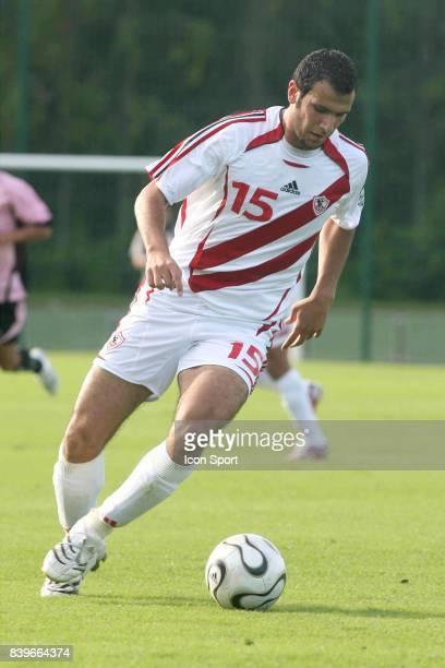 Karim ZEKCI Nancy / Zamalek match amical