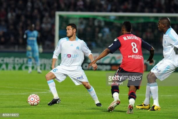 Karim ZIANI Lille / Marseille 33eme journee de Ligue 1 Stadium Nord Villeneuve d'Ascq Lille
