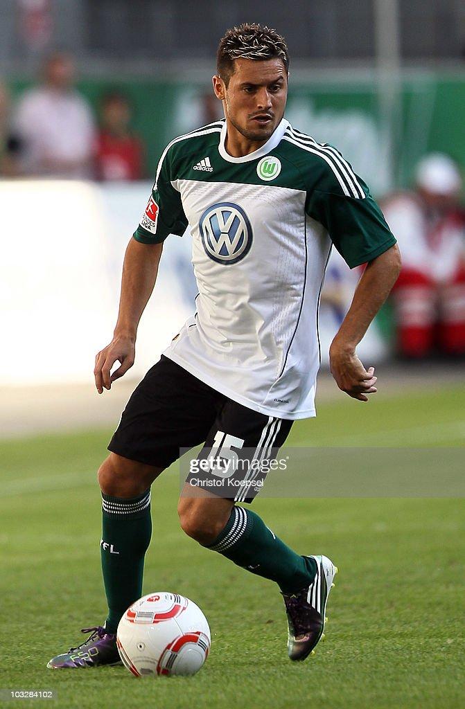 VfL Wolfsburg v Everton - Pre-Season Friendly