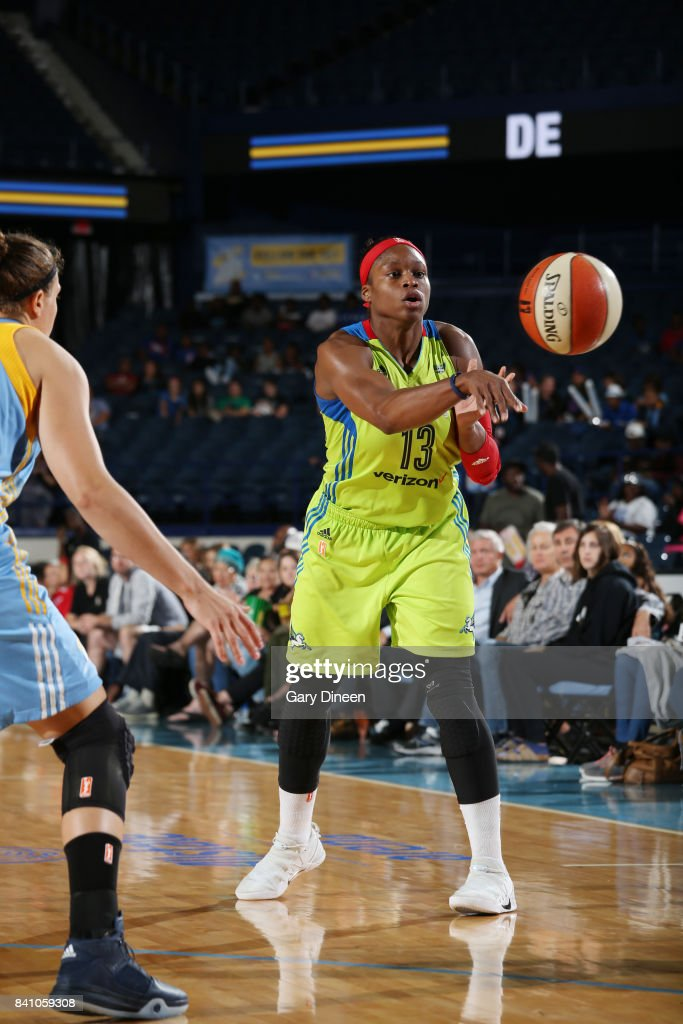 Dallas Wings v Chicago Sky Pictures | Getty Images