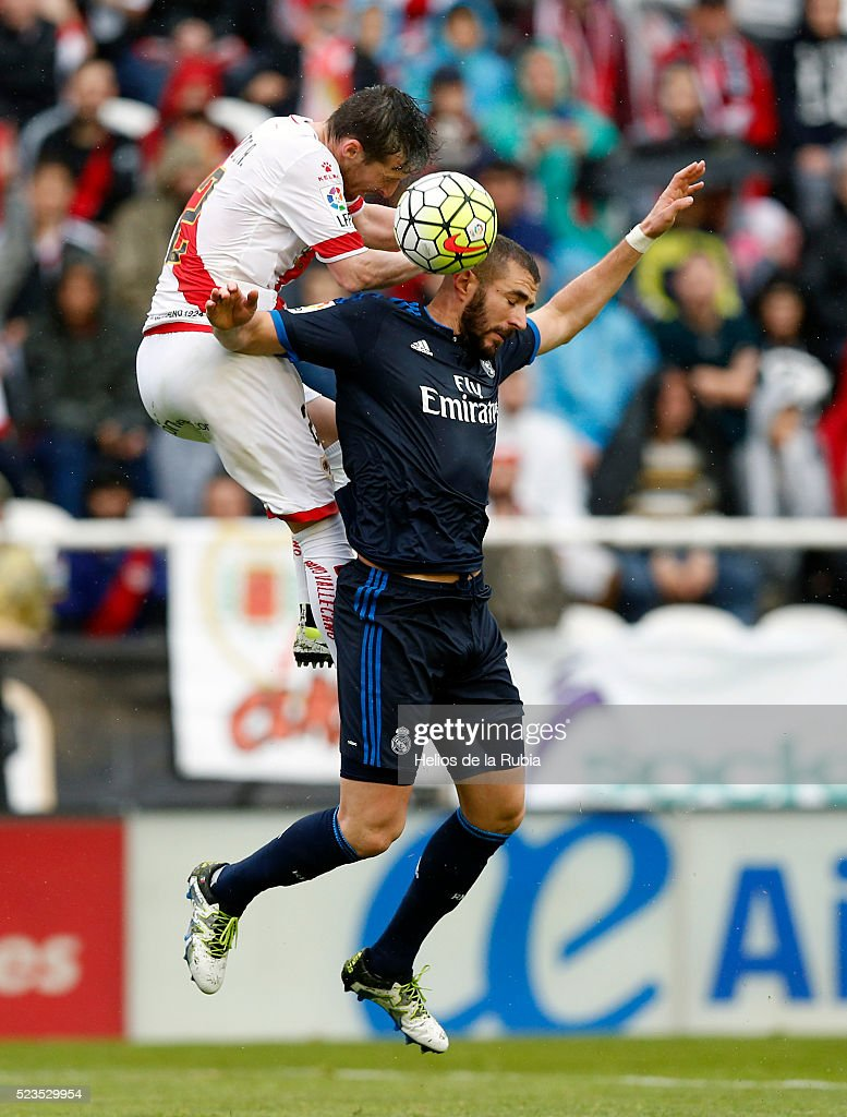 Rayo Vallecano v Real Madrid CF - La Liga