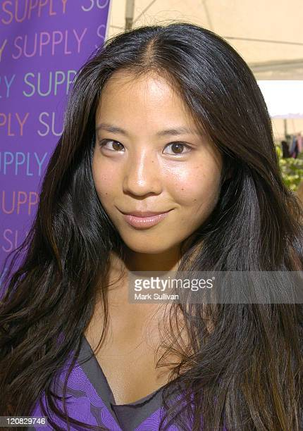 Karin Anna Cheung at Supply Cosmetics during Silver Spoon Hollywood Buffet Day Two at Private Estate in Los Angeles California United States Photo by...