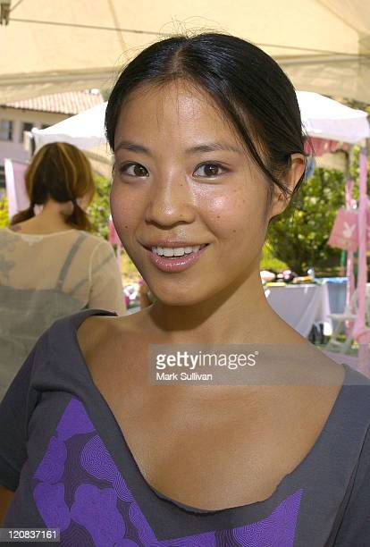 Karin Anna Cheung during Silver Spoon Hollywood Buffet Day Two at Private Estate in Los Angeles California United States Photo by Mark...