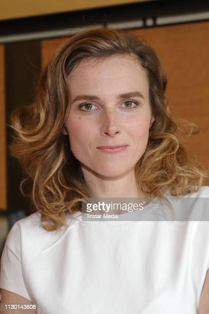 Karin Hanczewski attends the 'Tatort Das Nest' photo call on March 12 2019 in Hamburg Germany