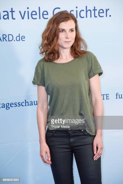 Karin Hanczewski during the ARD Themenwoche 2017 'Woran glaubst Du' at Soho House on May 29 2017 in Berlin Germany