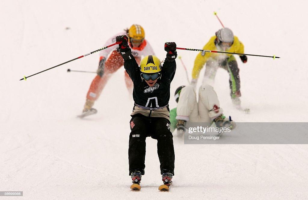 Winter X Games 10 Women's Skier X : News Photo