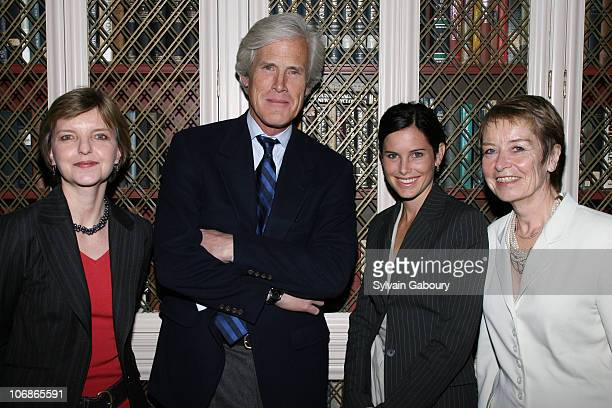 Karin Landgren Keith Morrison Zelda Hunter and Sue Bennett