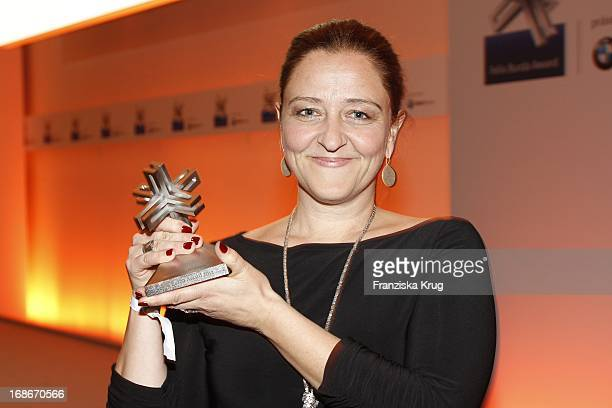 Karin Steinberger at the 10th Anniversary Of The Felix Burda Award at Hotel Adlon in Berlin