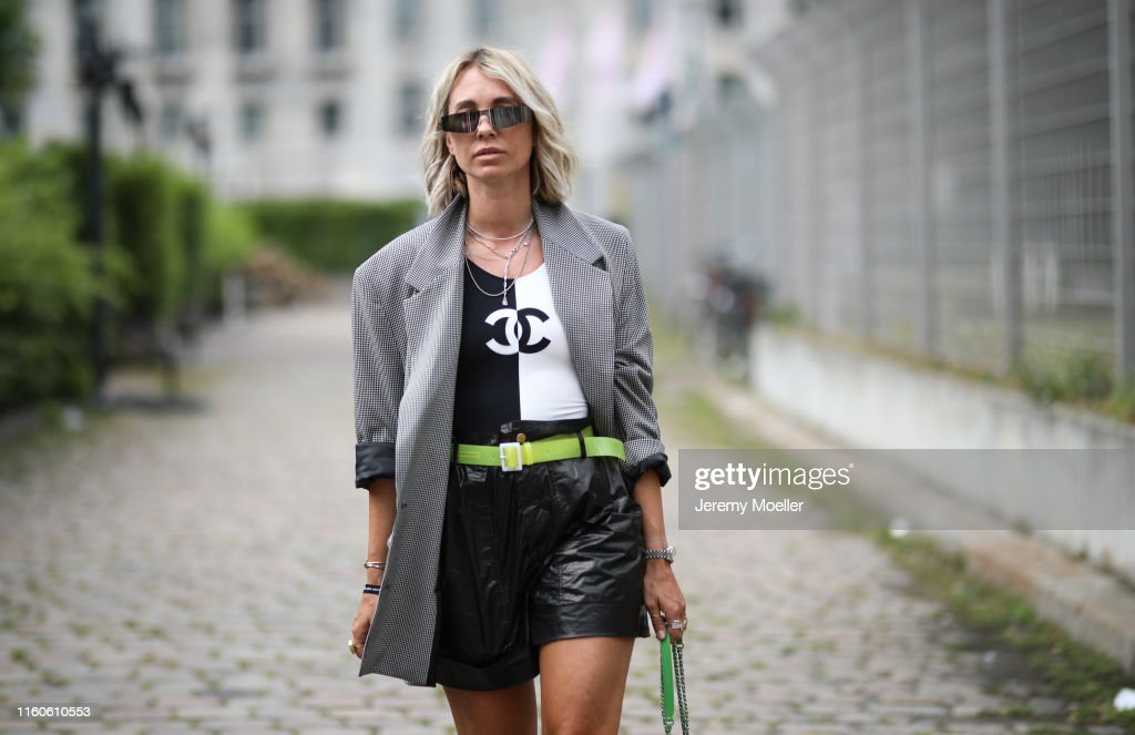 Street Style - Berlin - July 01, 2019 : Photo d'actualité