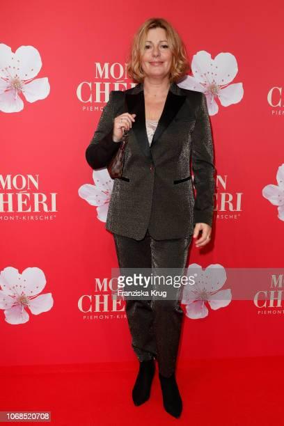 Karin Thaler during the Mon Cheri Barbara Tag at Alte Bayerische Staatsbank on December 4 2018 in Munich Germany