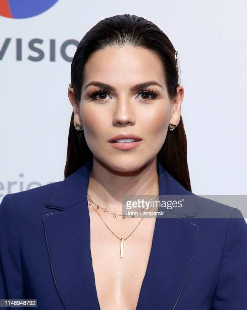 Karina Banda attends 2019 Univision Upfront at Center415 Event Space on May 13 2019 in New York City