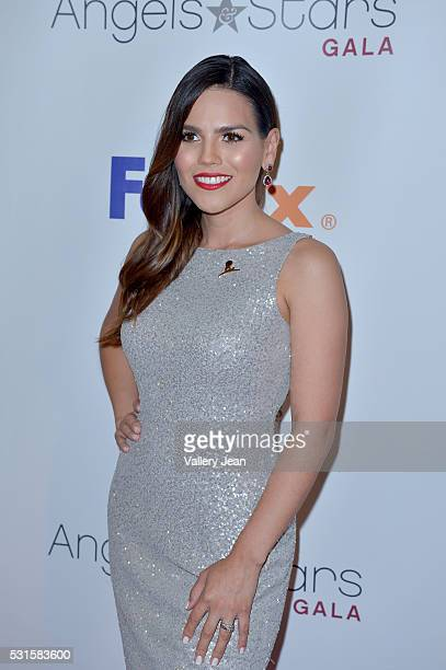 Karina Banda attends the FedEx / St Jude Angels and Stars Gala at Hotel InterContinental on May 14 2016 in Miami Florida