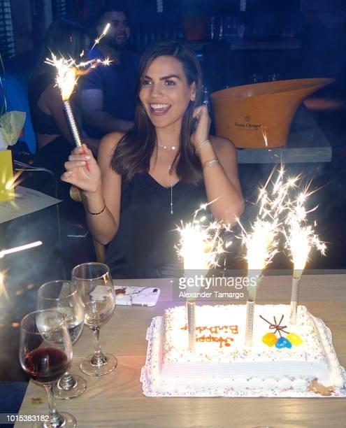 carlos ponce surprises girlfriend karina banda with birthday